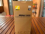 Nikon Objektic 18-200