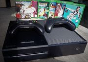 Microsoft Xbox One Konsole schwarz