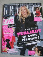 NEU ungelesen Zeitschrift GRAZIA Nr