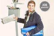 Zeitung austragen - Nebenjob Minijob Teilzeit