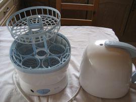 Baby- und Kinderartikel - NUK Vaporisator Sterilisator für 6