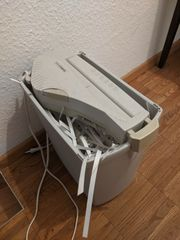 Original Olympia Papierschredder