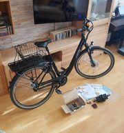 E Bike -Elektrofahrrad Prophete NEU