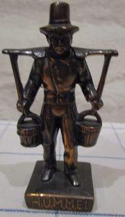 Figur des Hamburger Wasserträgers Hans