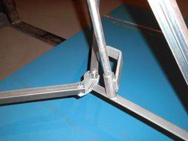 SFS Gabelkopf Dreibein neu verzinkt: Kleinanzeigen aus Hüttisheim Humlangen - Rubrik Handwerk, gewerblich