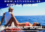 Urlaubstörn mit Skipper - komplette Yacht -