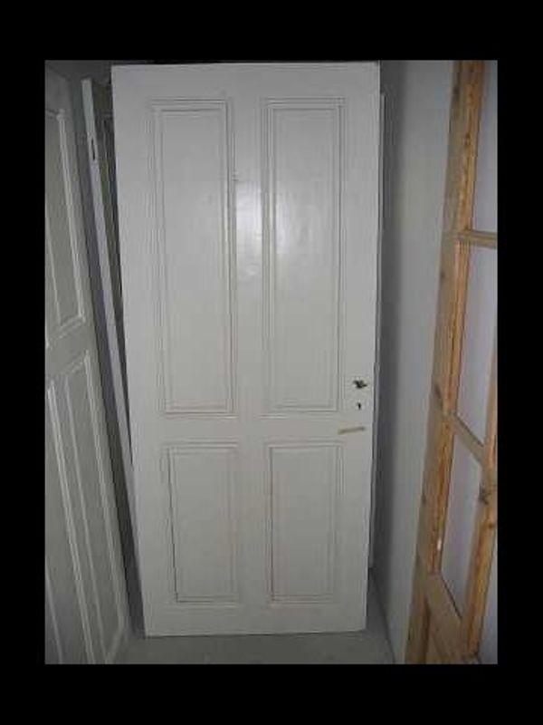 2 antike historische Türblätter Türen