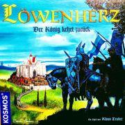 Löwenherz - Brettspiel - NEU