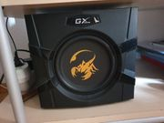 GX Gaming musikbox