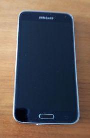 Samsung GALAXY S5 SM-G900F schwarz
