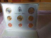 VATIKAN Kursmünzensatz KMS 2003 Papst
