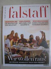 Magazin falstaff März-April 2021 - NEU