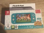 Nintendo Switch lite wie neu