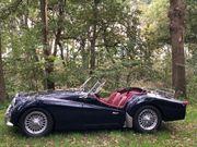 Triumph TR3A 1958