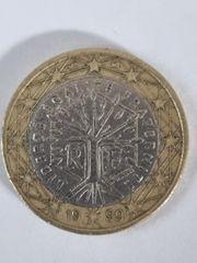 1 Münze zum Verkauf