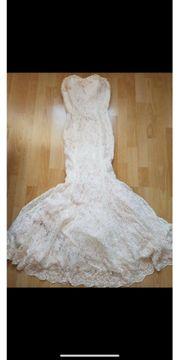 Brautkleid Meerjungfrau 34 Neu