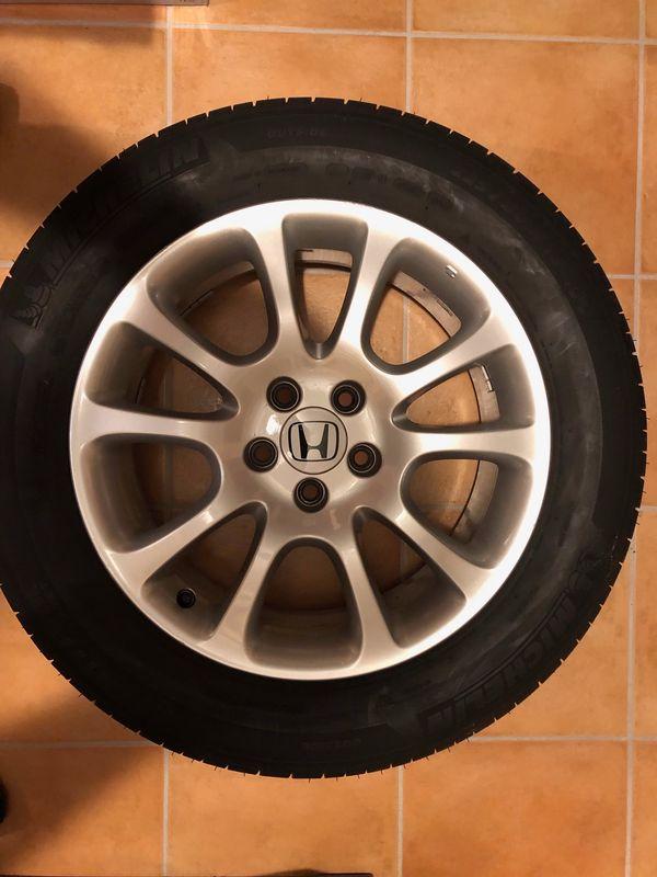 Honda CRV ALUFELGEN - Superzustand
