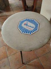 Original SANOBUB Tisch 70er Jahre