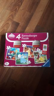 Ravensburger Prinzessin Puzzle Koffer