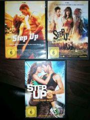 DVD Step Up Trilogie