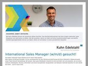 International Sales Manager m w