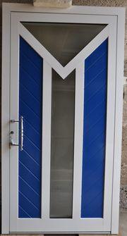 Sicherheitshaustüre Aluminium Haustüre Einbruchhemmend Wärmegedämmt