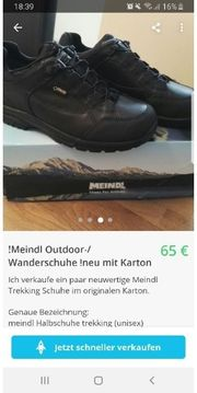 Meindl Damen Outdoor Wanderschuhe Original