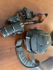 Kamera canon EOS700D