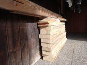Holz Balken Brett massiv Vollholz