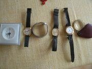 Uhr Armbanduhr Lupe