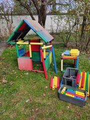 Quadro Kinder- Kletter- Spielgerät