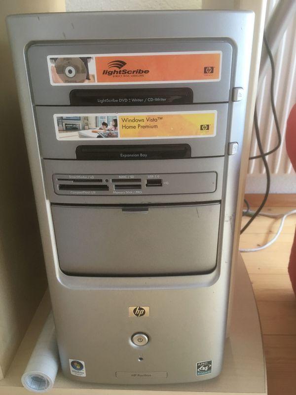 Heim-Computeranlage
