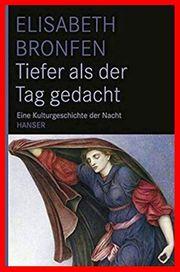 Elisabeth Bronfen - Tiefer als der