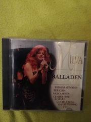 CD milva Balladen 16 tolle