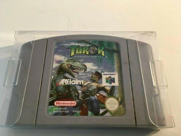 Nintendo64 Spiel Turok N64