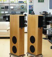 1 Paar Lindemann B-90 Standlautsprecher