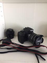 Canon Eos 2000d Spiegelreflexkamera und