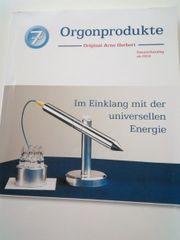 Bioenergetische Produkte