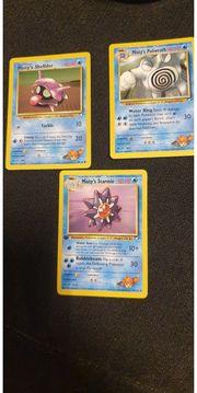 Pokemon Karten Set zu verkaufen