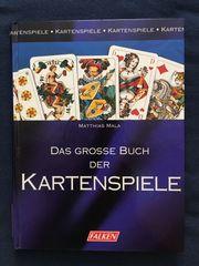 Kartenspiele - Das große Buch der