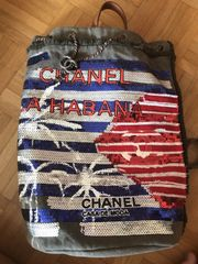 Chanel Cuba Rucksack Kollektion 2017