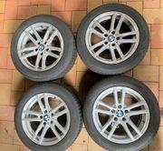 Winterräder 225 55 R17 - BMW