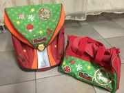 Scout Nano Schulranzen inkl Sporttasche