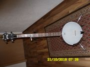 Fender 5-String Open Back Banjo