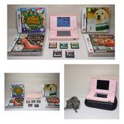 Nintendo DS Light Rosa 5