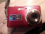 Samsung L730 Digitalkamera Rot 7