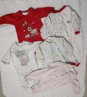 Babysachen Größe 50-56 für Mädchen