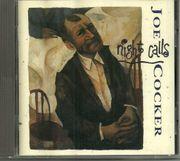 JOE COCKER NIGHT CALLS - CD