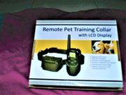 Hundehalsband Remote Pet Training Collar