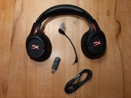 HyperX Cloud Flight - Gaming Headset -: Kleinanzeigen aus Karlsruhe Grünwettersbach - Rubrik PC Gaming Zubehör
